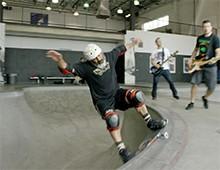 H2O featuring Steve Caballero – Skate!